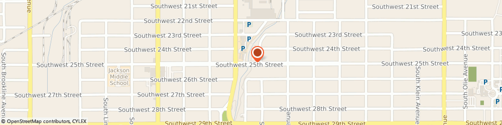 Route/map/directions to Capitol Hill Dentistry, 73109 Oklahoma City, 235 Southwest 25Th Street