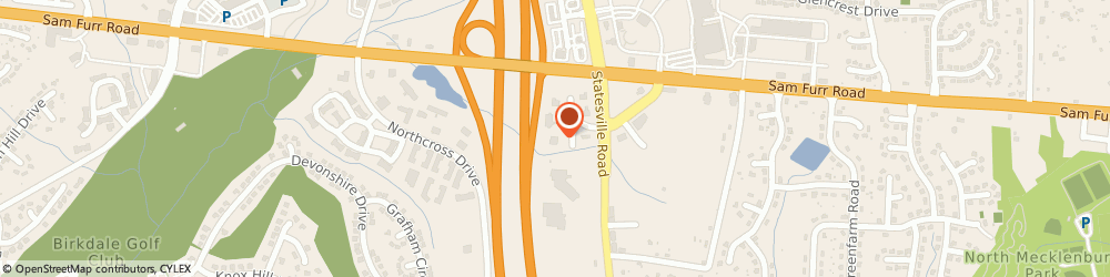 Route/map/directions to O'charley's, 28078 Huntersville, 16609 STATESVILLE RD