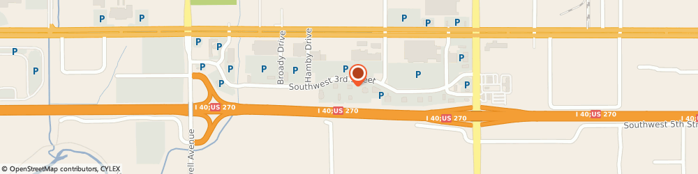 Route/map/directions to Aspen Dental, 73128 Oklahoma City, 6400 SW 3rd St STE B