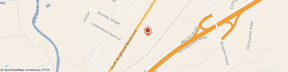 Route/map/directions to Hines Heating & Air Conditioning, 27577 Smithfield, 1517 S Brightleaf Blvd
