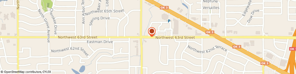 Route/map/directions to 7-Eleven Stores - Number 18, 73116 Oklahoma City, 4432 NORTHWEST 63RD STREET
