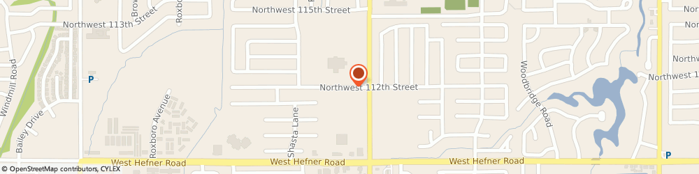 Route/map/directions to Shelter Insurance, 73162 Oklahoma City, 7142 Nw 112Th St