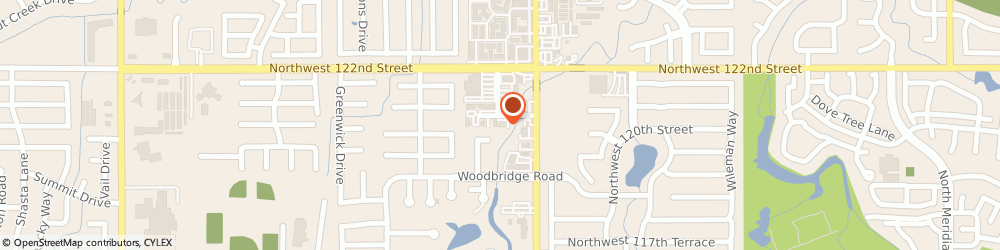 Route/map/directions to The Worx Company, 73162 Oklahoma City, 5940 NW 120th Ct.