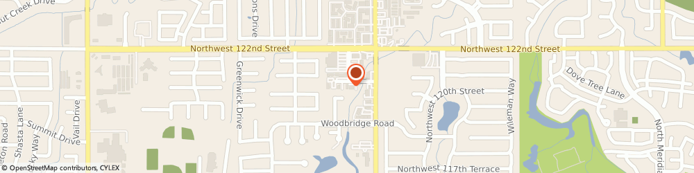 Route/map/directions to Oklahoma Heritage Home Care, 73162 Oklahoma City, 6000 NW 120th Ct