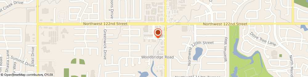 Route/map/directions to Ginger's Music of Oklahoma City, 73162 Oklahoma City, 6008 Nw 120Th Ct