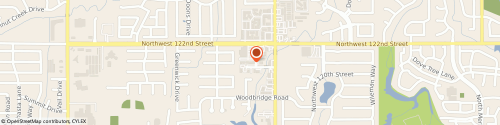 Route/map/directions to Norris Julia DDS, 73162 Oklahoma City, 6001 Nw 120Th Ct