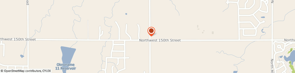 Route/map/directions to Royal Oak Family Dental, 73142 Oklahoma City, 7101 NW 150th St