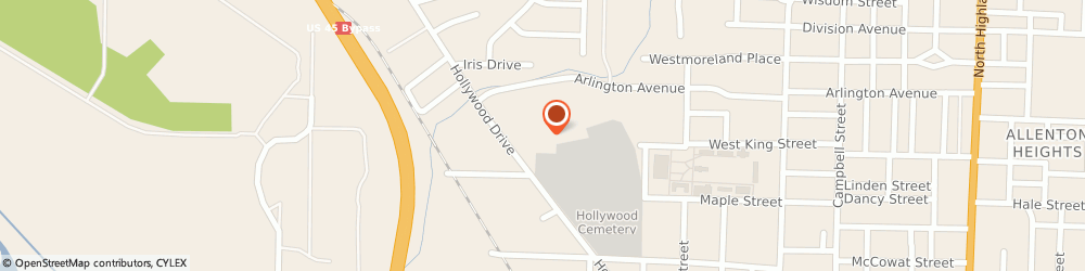 Route/map/directions to A & S International Food, 38301 Jackson, 903 Hollywood Dr