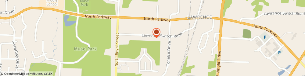 Route/map/directions to Dalton Meat & Pultry, 38301 Jackson, 116 LAWRENCE SWITCH ROAD