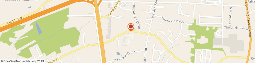 Route/map/directions to Jackson Donuts, 38305 Jackson, 638 Old Hickory Blvd