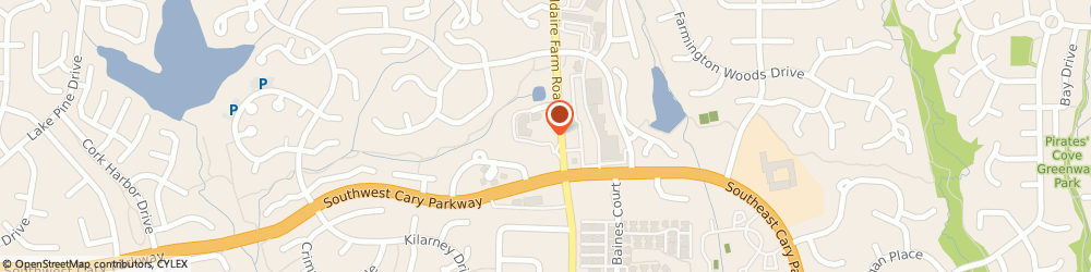 Route/map/directions to Cichocki Joseph, 27511 Cary, STREET