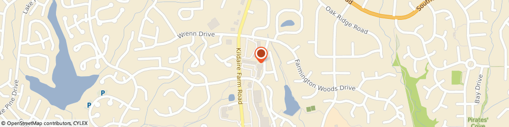 Route/map/directions to JewelRecycle, LLC, 27511 Cary, 1259-A Kildaire Farm Rd.