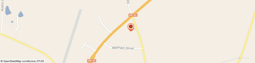 Route/map/directions to Movie Gallery, 38063 Ripley, 790 HIGHWAY 51 N # 28