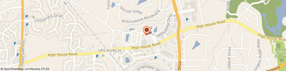 Route/map/directions to The UPS Store, 27519 Cary, 92 Cornerstone Dr