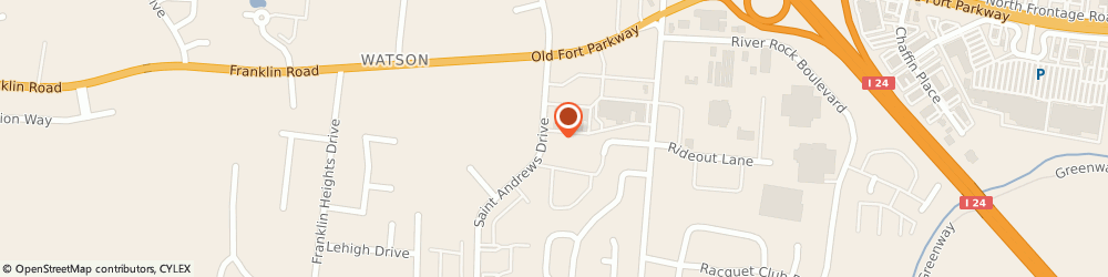Route/map/directions to New Hope Chiropractic, 37128 Murfreesboro, 325 SAINT ANDREWS DR