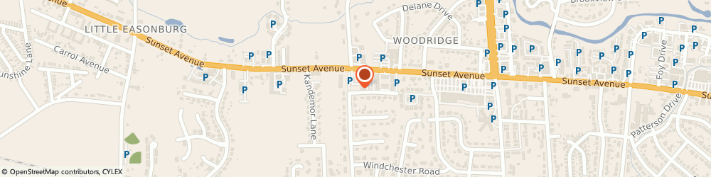 Route/map/directions to Wells Fargo Advisors, 27804 Rocky Mount, 80 Guardian Court