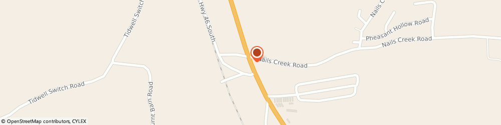 Route/map/directions to Church Of Grace, 37055 Dickson, 511 Henslee Dr