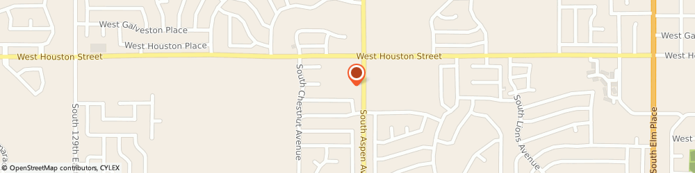 Route/map/directions to About My Health Hair Follicle Drug Testing, 74102 Broken Arrow, 864 S Aspen Ave