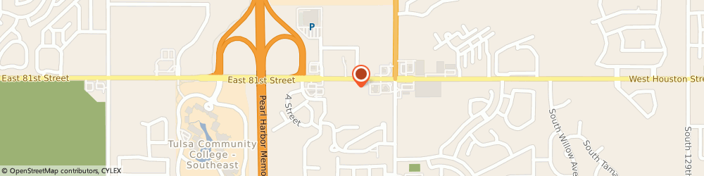 Route/map/directions to The Linden at Stonehaven Square, 74133 Tulsa, 10802 E 81st Street