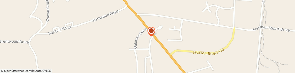 Route/map/directions to Navy Federal Credit Union ATM, 37055 Dickson, 650 Highway 46 S