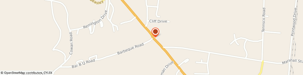 Route/map/directions to Whitt's Barbecue - Dickson, 37055 Dickson, 590 Highway 46 S