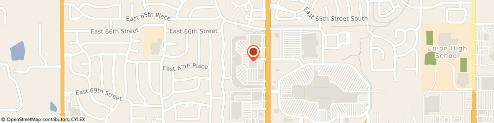 Route/map/directions to Kelly Services Inc, 74136 Tulsa, 7134 S Yale Ave
