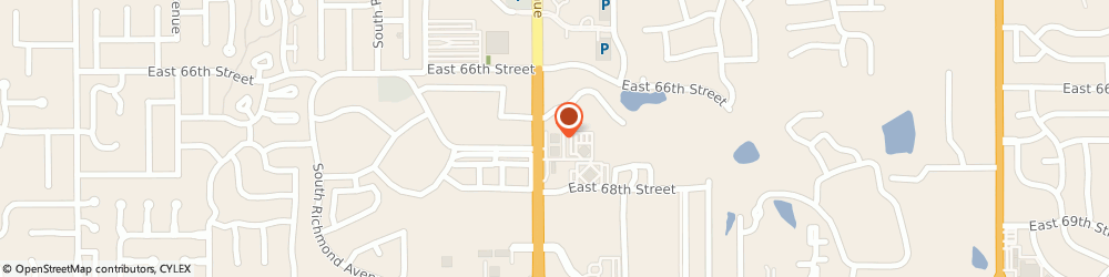 Route/map/directions to About My Health Hair Follicle Drug Testing, 74136 Tulsa, 6711 S Yale Ave Ste 100