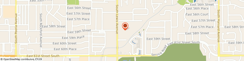 Route/map/directions to Manpower, 74105 Tulsa, 5727 SOUTH LEWIS AVENUE SUITE 575