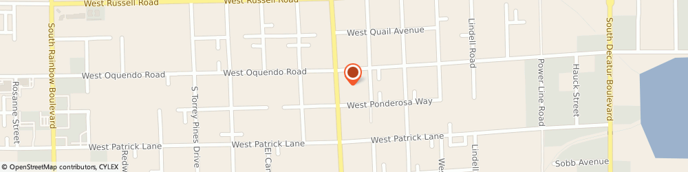 Route/map/directions to Freedom Ac & Heating, 89118 Las Vegas, 5087 Arville St. Ste B