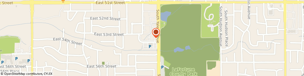 Route/map/directions to Maxim Health Care Services, 74135 Tulsa, 5314 S Yale Ave Ste 510