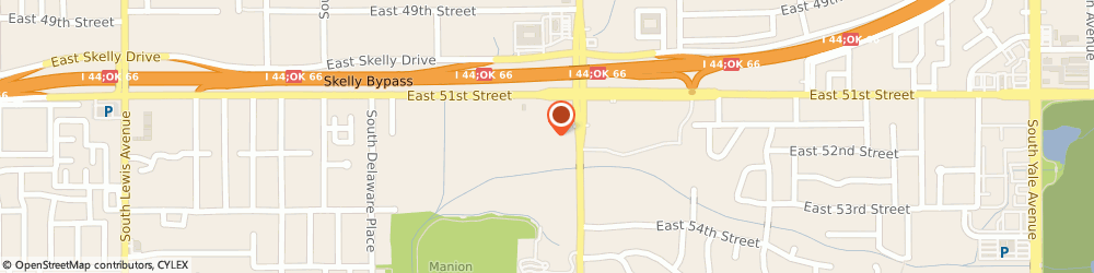 Route/map/directions to Hobby Lobby, 74105 Tulsa, 3132 E 51st St