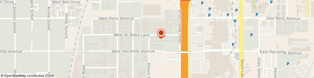 Route/map/directions to FCR AC & HEATING, 89118 Las Vegas, 3325 W Ali Baba Ln #609