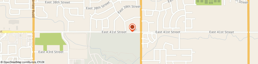 Route/map/directions to Curves For Women, 74146 Tulsa, 12749 EAST 41ST STREET