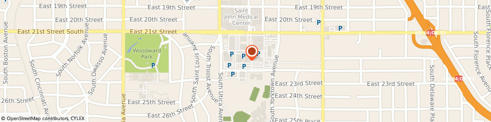Route/map/directions to Kumon Math and Reading Center of Tulsa - Midtown, 74114 Tulsa, 1876 Utica Square