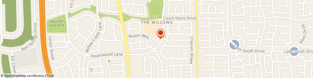 Route/map/directions to Summerlin KinderCare, 89135 Las Vegas, 3085 Desert Marigold Ln