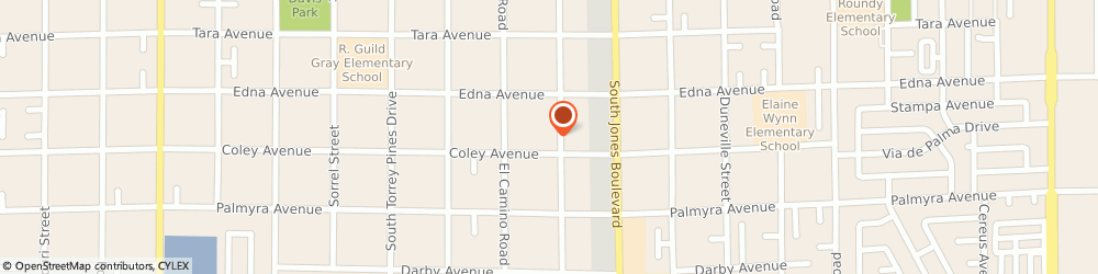 Route/map/directions to Air Done Right Inc, 89146 Las Vegas, 2975 S Bronco St