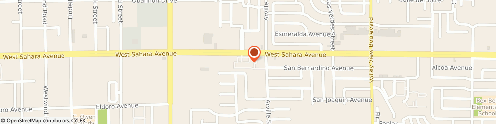 Route/map/directions to Mcghies, 89102 Las Vegas, 4503 WEST SAHARA AVENUE