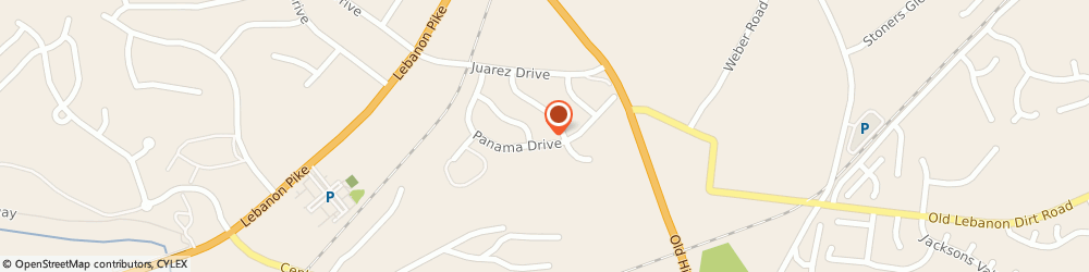 Route/map/directions to A & M Mechanical Services, Inc., 37076 Hermitage, 6035 Panama Drive