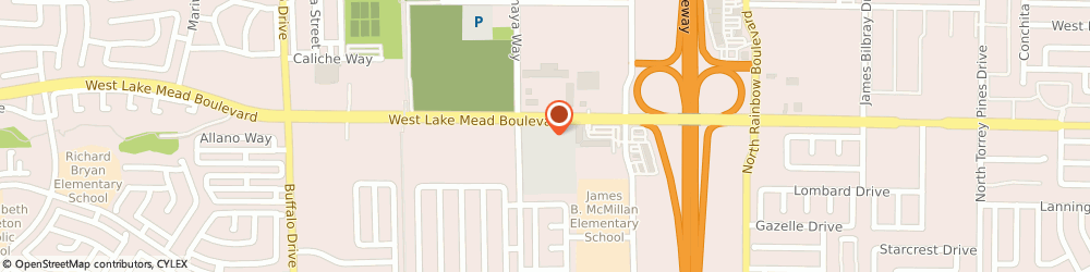 Route/map/directions to Gage Noel a J d Md, 89128 Las Vegas, 7251 West Lake Mead Boulevard