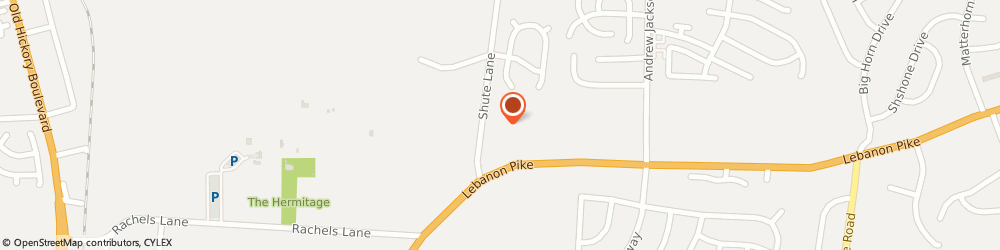 Route/map/directions to Kroger, 37076 Hermitage, 4400 Lebanon Pike