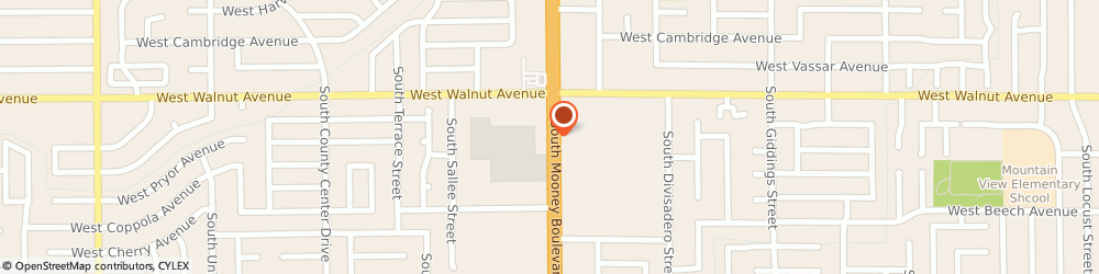 Route/map/directions to Best Buy, 93277 Visalia, 2163 S Mooney Blvd