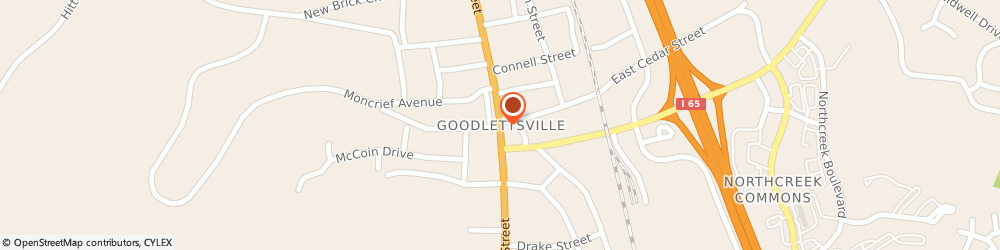Route/map/directions to Goodlettsville Boot Barn Store, 37072 Goodlettsville, 240 Longhollow Pike