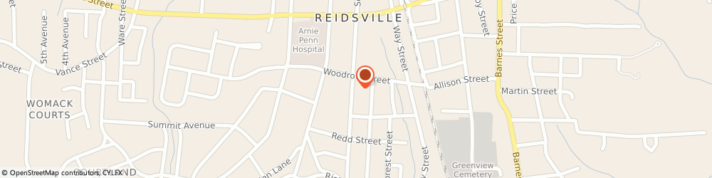 Route/map/directions to Atlantic Bay Mortgage Group, 27320 Reidsville, 721 S. Scales Street