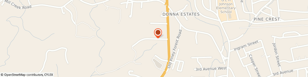 Route/map/directions to Foster Insurance Agency, 24540 Danville, 142 Deer Run Rd