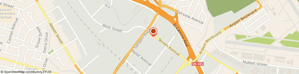 Route/map/directions to Navy Federal Credit Union ATM, 93901 Salinas, 1020 Terven Ave