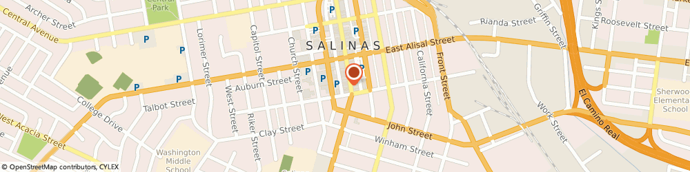 Route/map/directions to Navy Federal Credit Union ATM, 93901 Salinas, 356 Main St