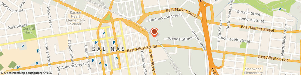 Route/map/directions to Abrahams Auto Sales, 93901 Salinas, 215 Front St