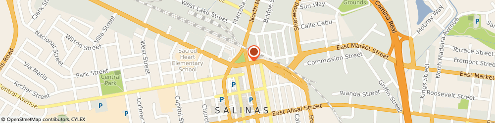 Route/map/directions to In Scale Automotive, 93902 Salinas, PO BOX 1561