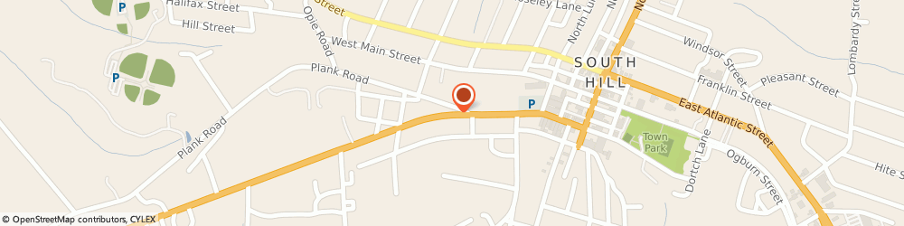 Route/map/directions to Hazelwood Financial Services & Insurance, 23970 South Hill, 608 WEST DANVILLE STREET