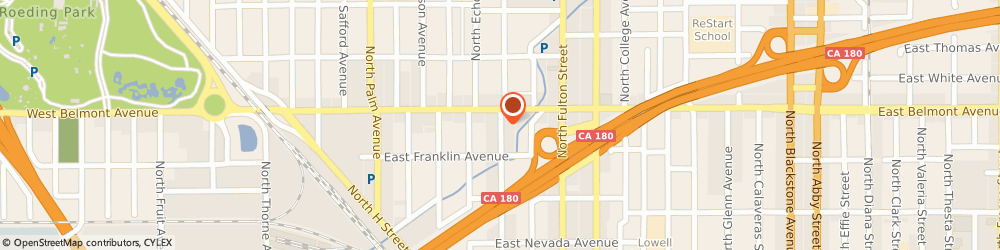 Route/map/directions to Affordable Cremation Service Funeral & Crmtn Services, 93701 Fresno, 465 NORTH BROADWAY STREET